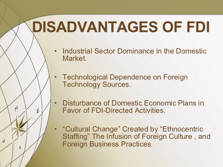 foreign direct investment fdi example
