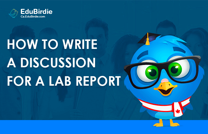 example of discussion for lab report
