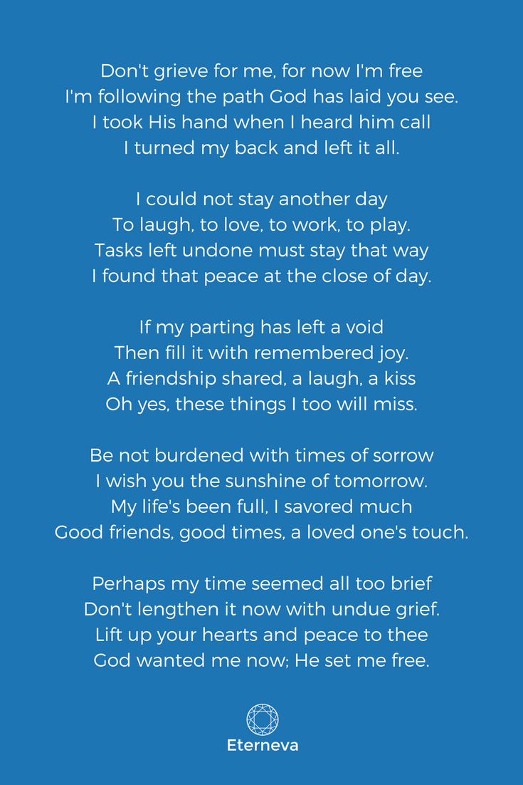 funeral speech for a friend example