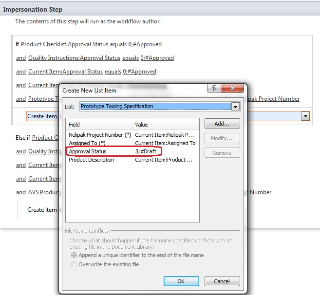 sharepoint designer 2013 approval workflow example