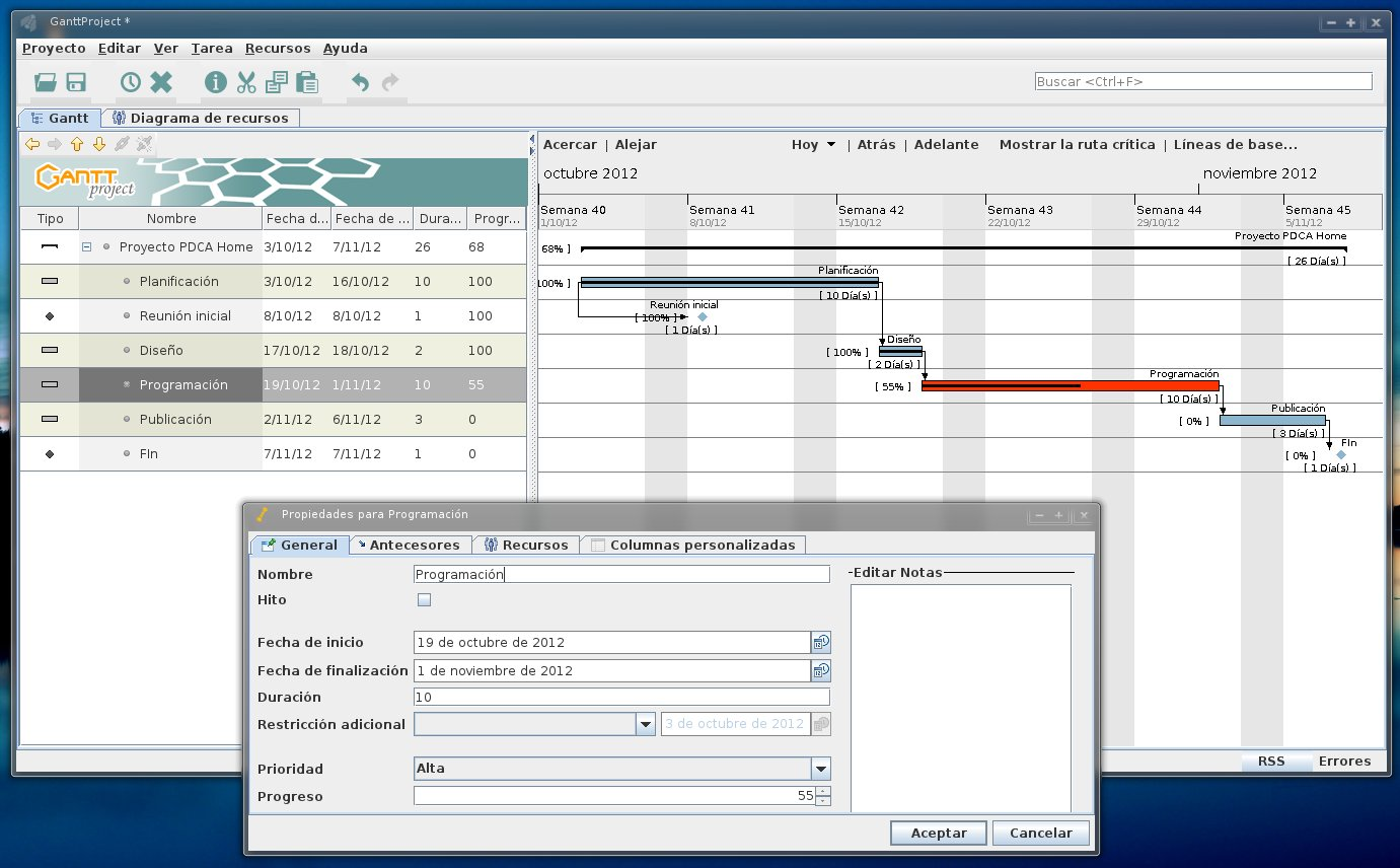 example of inputs in a project plan