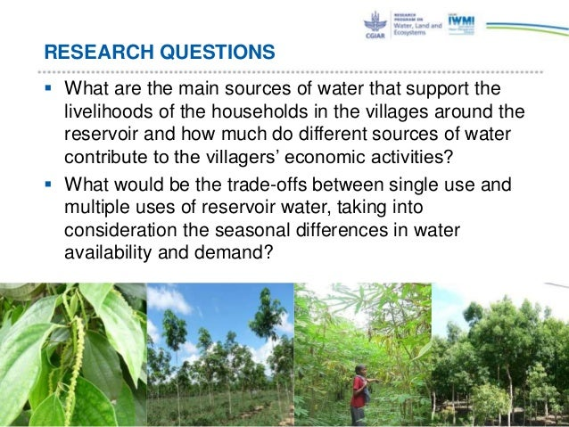 what is an example of a reservoir