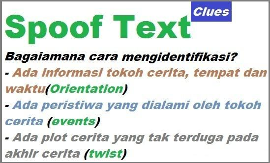 example of anecdote text in english