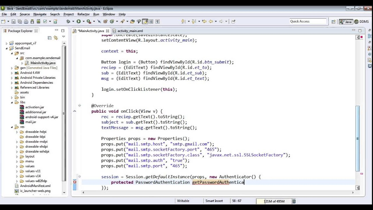 what is api in java with example