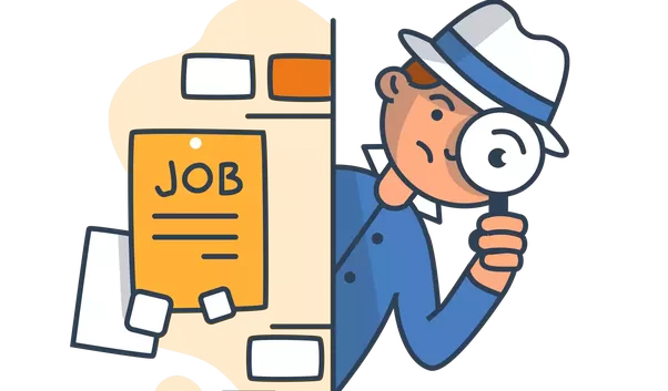 difference between job and position with example