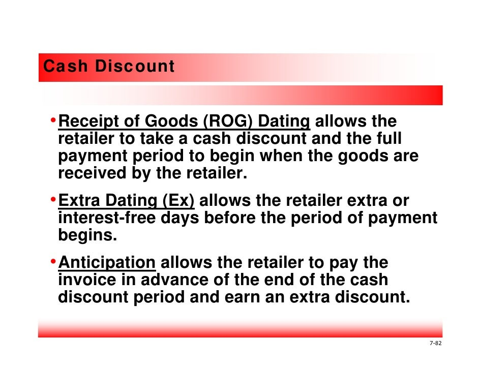 prompt payment discount invoice example