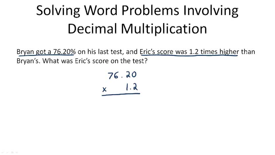 rationale of the problem example