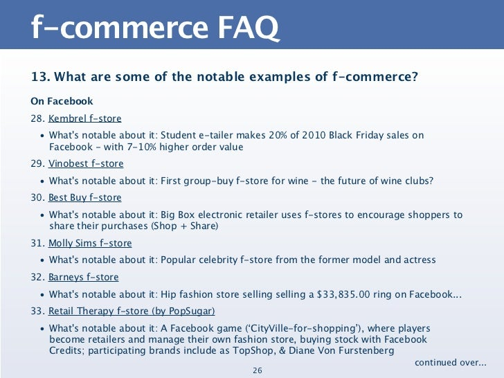 what is an example of e commerce